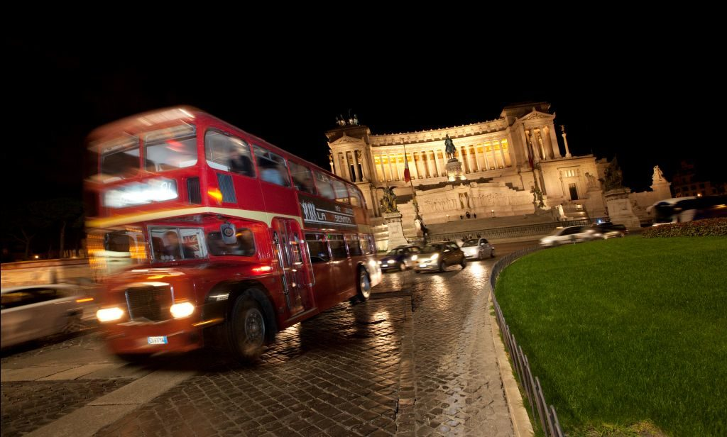 disco bus roma