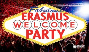 erasmus party roma