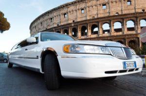 roma noleggio limousine